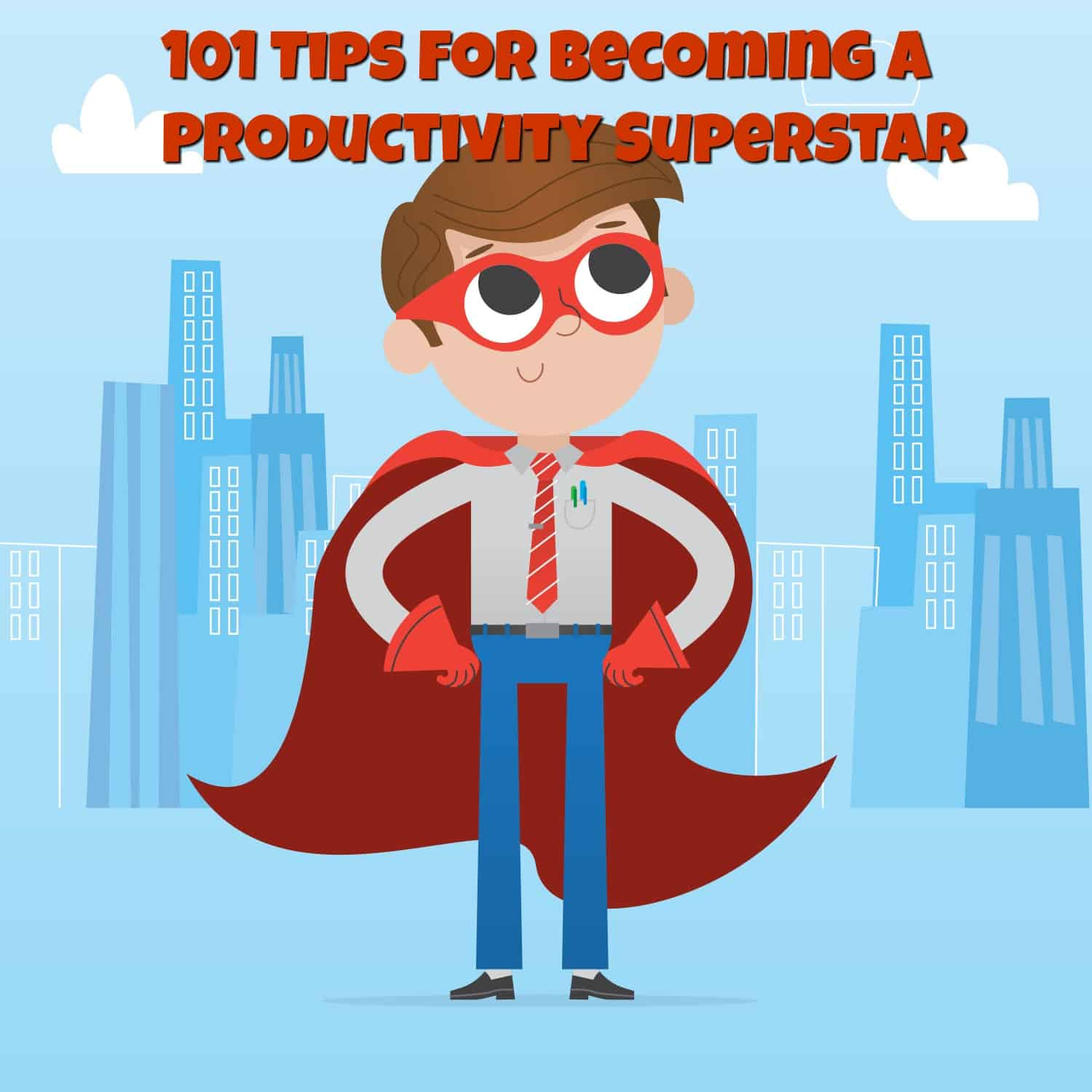 how to become a productivity superstar