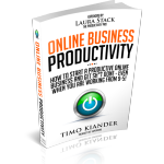 Online Business Productivity - the Book