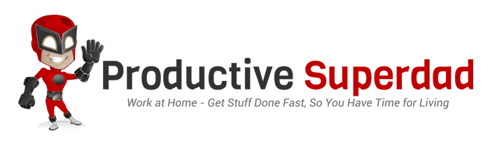 Productive Superdad Logo
