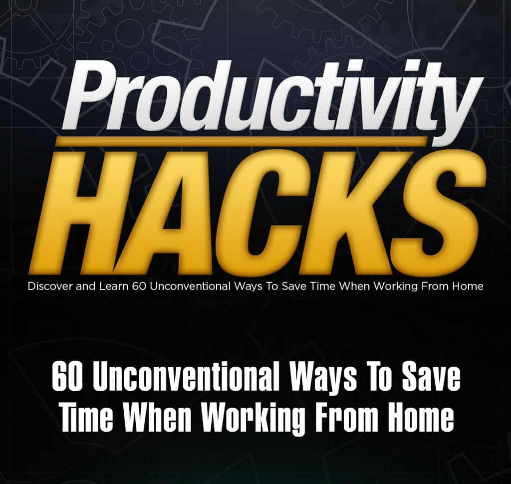 60 productivity hacks